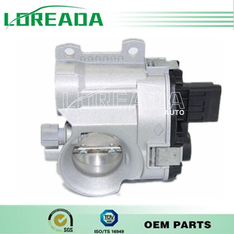 все цены на  Electronic Throttle Body for Renault clio 1.2 01-04 OEM quality 100% Testing New 42mm SMR00102 42SMR1 Warranty 24month  в интернете