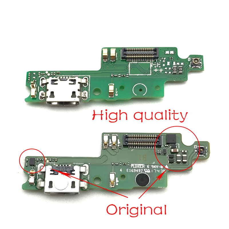 For Xiaomi Redmi 4X 4 Pro 5 4A 5A 6A Note 6 5 Pro USB Charging Charger Port Micro Dock Charge Connector Flex Cable Board