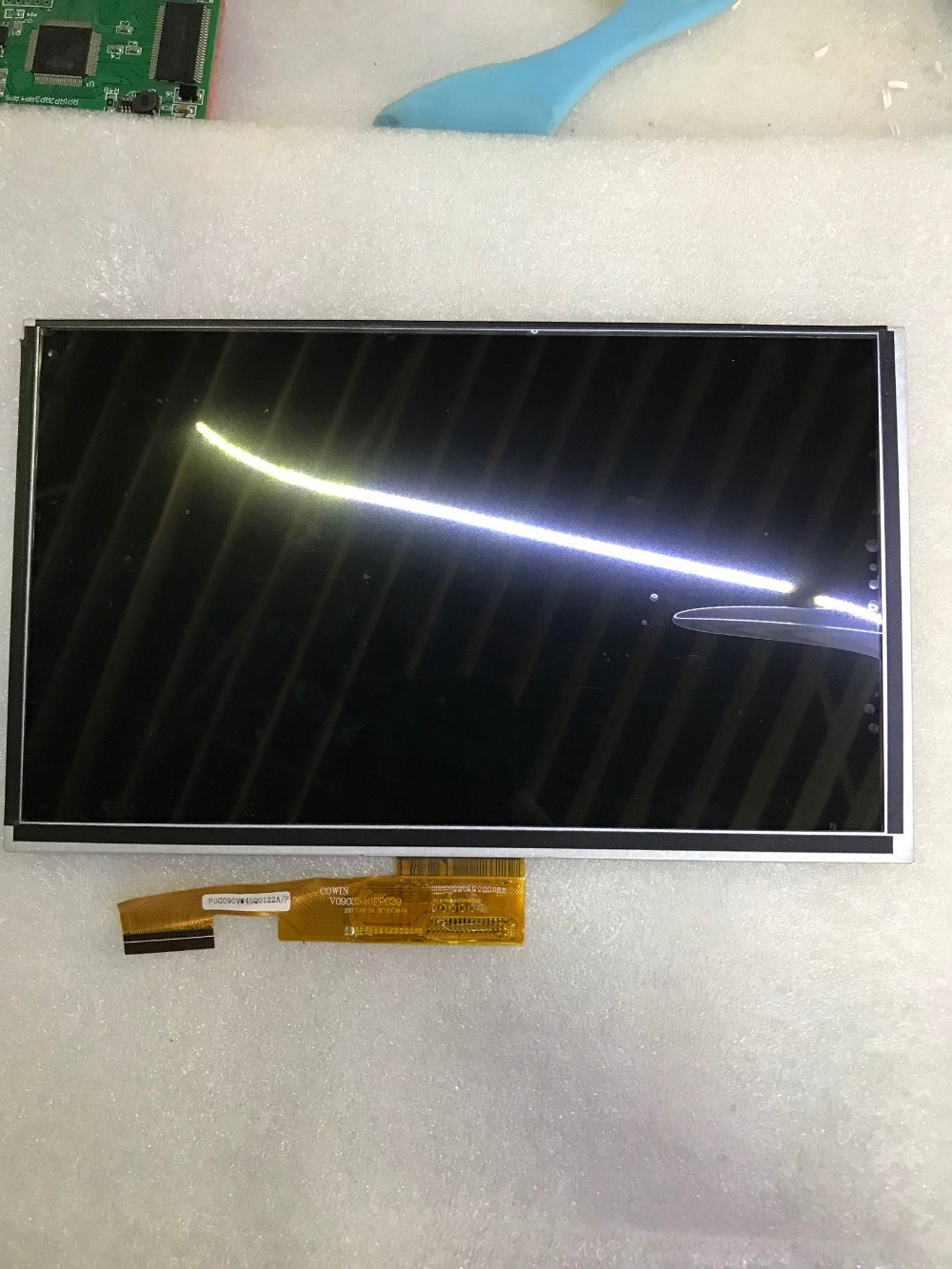 9 inch compatible V0903540FPC2C LCD Displays screen jy080sd3v 1 jy080sd1v 1 lcd displays screen
