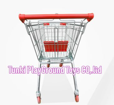 Shopping Car Supermarket Trolley