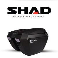 Motorcycle Luggage Side Case Tail Top Box Original SHAD SH23 for HONDA CBF190X CB190R CFMOTO NK150 NK250 NK400 NK650 2016 650MT