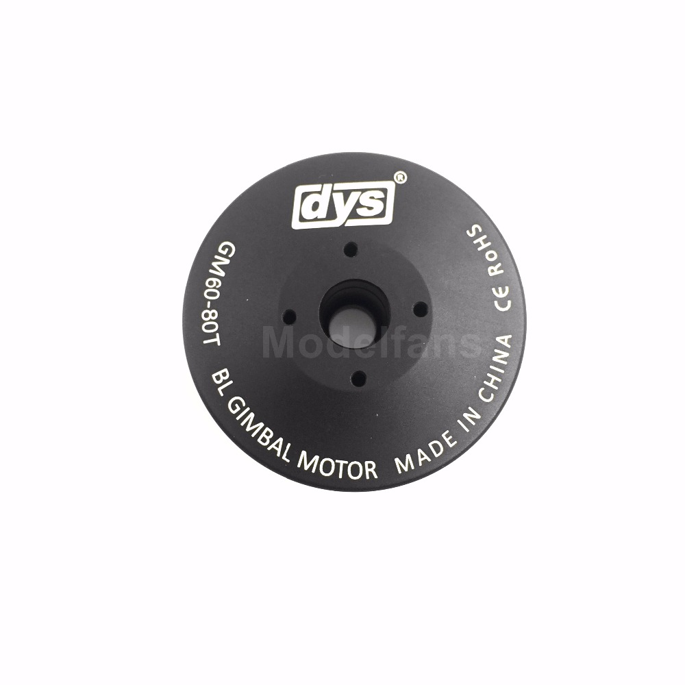 DYS GM60 80T Gimbal Brushless Motor Hollow Shaft w/Slipring for FPV Aerial Photography-in Parts & Accessories from Toys & Hobbies    1
