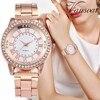 Vansvar Brand Rose Gold Luxury Women Watch