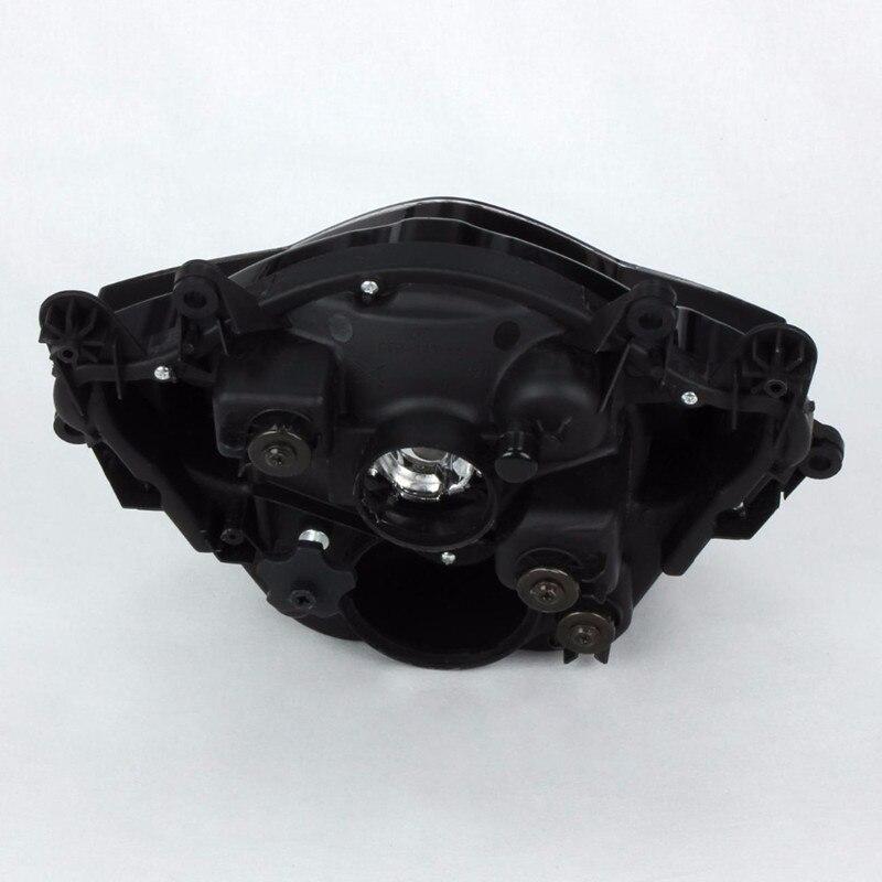 Voor Suzuki 05 06 GSXR1000 GSXR 1000 08 09 GSX650F GSX 650F Motorfiets Koplamp Head Light Lamp koplamp CLEAR 2005 2006 - 5