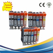 15 x PGI525 PGI 525 XL CLI-526 PGI-525 PGI-525XL Ink Cartridges For Canon Pixma MG-5150 MG-5250 MG-5350 MG-6150 Inkjet Printer цена