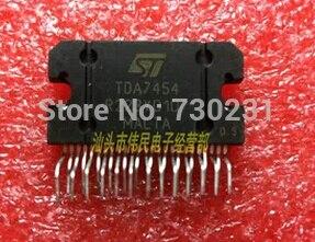 Бесплатная доставка один лот 1 шт. ST TDA7454 TDA 7454 интегральная схема ic (B29)