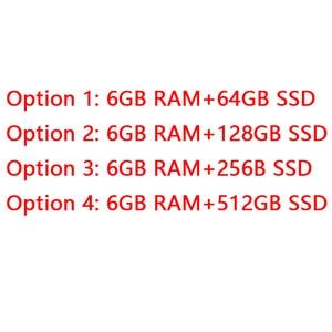 Image 5 - ZEUSLAP 15.6 אינץ 1920x1080 P FHD IPS Intel Quad Core 6 GB ddr3 64 gb 128 gb 256 gb 512 gb ssd Windows 10 Ultrabook מחברת מחשב נייד