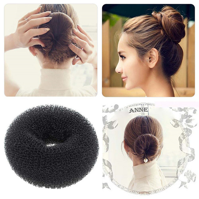 This Hairstyle Makes An Elegant Ensemble That Is Easy To Do Just Slick Your Hair All The Way Up Wearing It Rumpled Texture Or Straight Creates Amazing