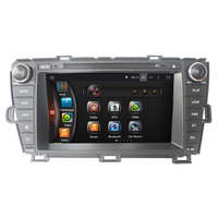 For Quad Core Android 5 1 Car Dvd Player GPS For Toyota PRIUS 09 13 With