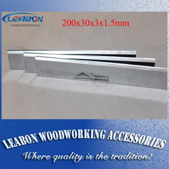 a01003042 Tools Leabon 450x30x3mm Hss W4% Good Quality Hss Wood Planer Blades