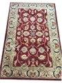 Оригинальные одноэкспортные турецкие ковры ручной работы OUSHAK Ozarks ковер из чистой шерсти 8987-21 4X6gc158zieyg14