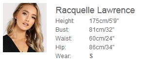 Racquelle Lawrence-S