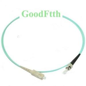 Image 1 - Fiber Optic Patch Cords Jumpers SC ST ST SC OM3 Simplex GoodFtth 1 15m