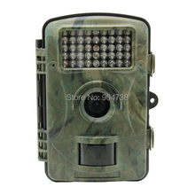 HD 1080P scouting hunting camera New HD Digital Night Vision Trail Camera 2.4 inch screen IR Hunter Cam
