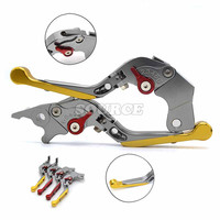 Motorcycle CNC Brake Clutch Levers For Yamaha R3 R6 R25 R10 FZ1 FAZER FZ6R FZ8 XJ6 FZ6 MT-07 09 FZ-09 XSR 700 900 952 Motocross