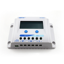 1pc x VS1024A 10A 12V 24V ViewStar New PWM Solar system Kit Controller regulator with LCD