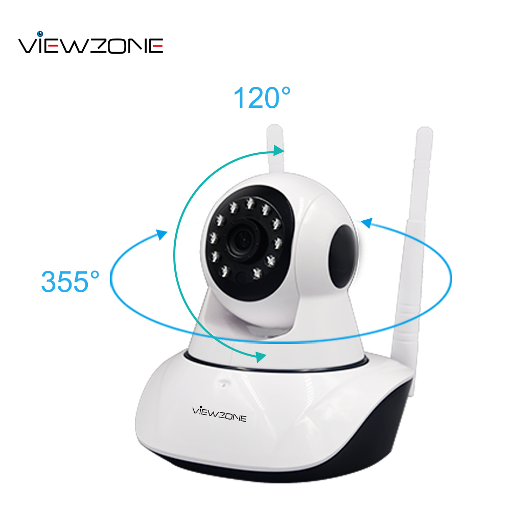 Surveillance Security ip camera 1080P HD compatible with alarm sensors Wifi Wireless IR Night Vision decorations for home 3