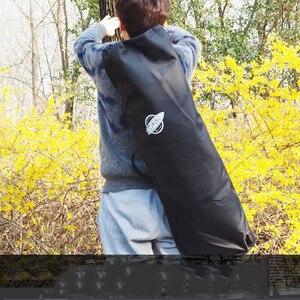 Image 2 - TOMBUG 85X33cm Regular Skateboard Backpack Single Shoulder Double Rocker Bags Water Proof Carrying Handbags