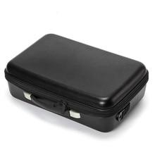 Portable Handbag Suitcase Backpack Bag Case Box For Eachine QX90 QX95 E010 X73 Fatshark FPV Goggles Black