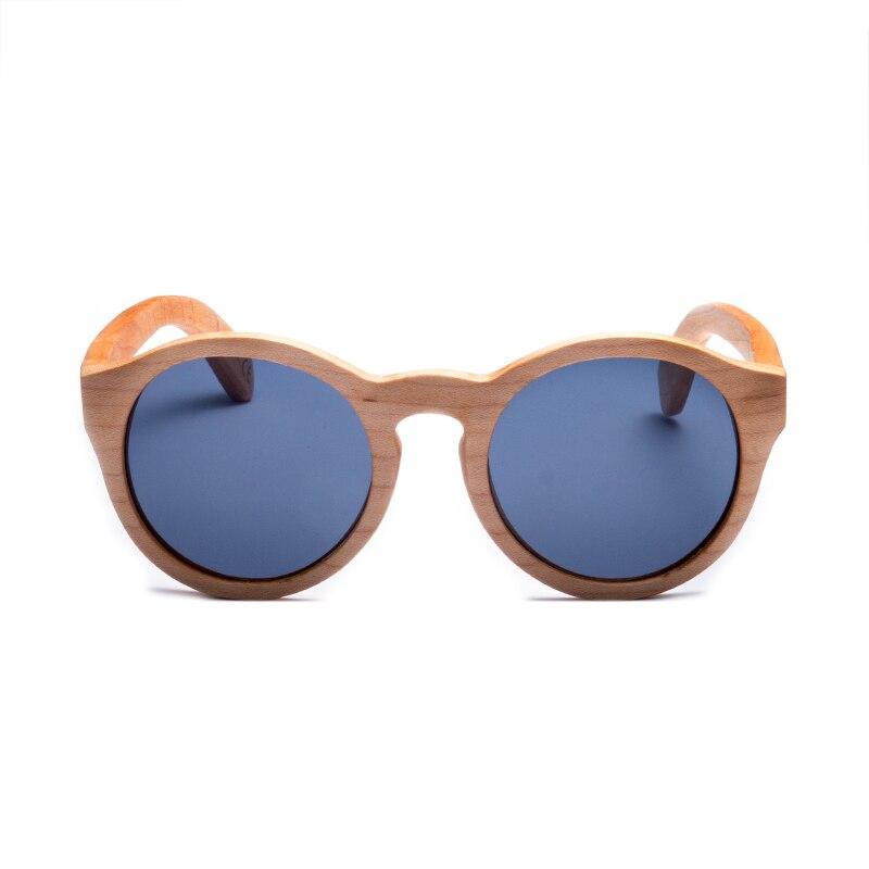 Frauen Für Mode blue Sinensis Gray Holz Glatte Wasserdicht Oberfläche Strahlung Sonnenbrille brown Tacpolarized Schutz Toona wx0XPvR6Xq