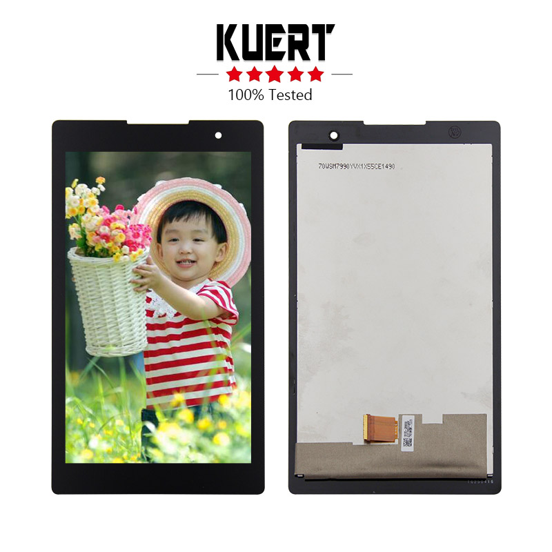 купить Free Shipping For ASUS Zenpad C 7.0 Z170 Z170CG Touch Screen Digitizer LCD Display Assembly Replacement по цене 1195.4 рублей