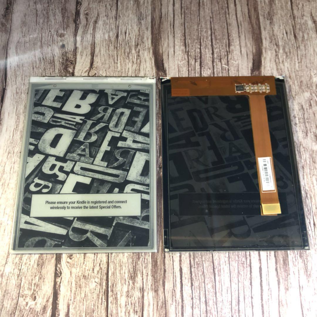 100% nouveau Original 6 pouces pour ED060SCT Eink écran d'affichage LCD pour lecteur Ebook 800*600 HD écran remplaçable