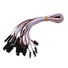 10x340mm przedłużacz do serw kabel kabel połączeniowy