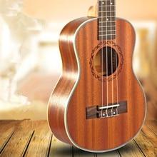 21 inch Mahogany Ukelele  Ukulele Hawaiian 4 Strings Guitar Music Instrument  Ukulele Fingerboard rosewood UK-BTHX