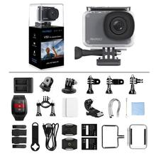 2019 AKASO Original V50 Pro SE 4K 60fps Action Camera built in 4G DDR 2inch touch Screen 20MP underwater Sport Camera zwo asi294mc pro color cooled camera 256mb ddr buffer