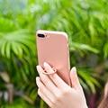 Hoco caso capa kickstand para iphone 7 ou iphone 7 plus caso ultra-fino 4.7 | 5.5 polegada macio casos de pc para apple unisex 2016 mais novo