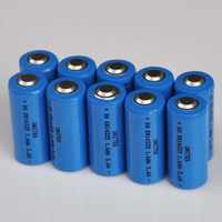 10PCS ER14335 2/3AA 3.6V liSOCL2 Lithium battery 2/3 AA 14335 PCL dry primary cell 1600mah gas meter replace for TADIRAN TL-4955