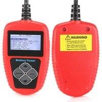 1pcs Multi Languages 12V Car Battery Tester Analyzer Ancel BA101 Automotive 12 Voltage Cranking Charging Batteries 2000CCA Tools