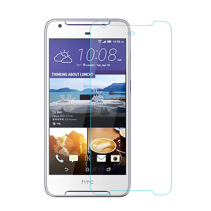 Safety Cover Premium Tempered Glass For HTC Desire 628 / D628 dual SIM Screen Protector 9H Toughened Protective Film Guard