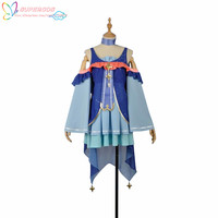 Vocaloid Miku Dress Suit Cosplay Costume ,Perfect Custom For you!