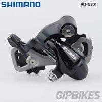 Shimano 105 5700 Rear Derailleur RD 5700 RD 5701 SS Short Cage Road Bike 10 Speed Black
