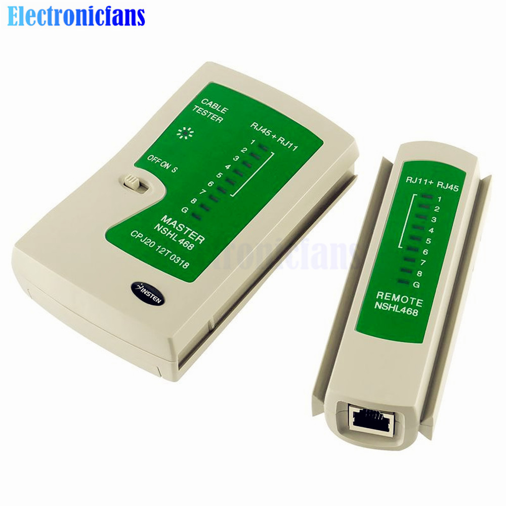 small resolution of portable ethernet network cable tester tools rj11 rj45 cat5 cat6 utp ethernet lan wire line detector for arduino free shipping