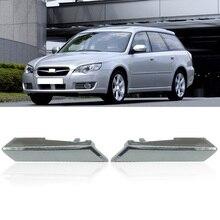 Кепки QX для Subaru Legacy Outback 2003 2004 2005 2006 2007 2008 2009 фар автомобиля шайба сопловая заглушка Кепки 86636AG260 86636AG250