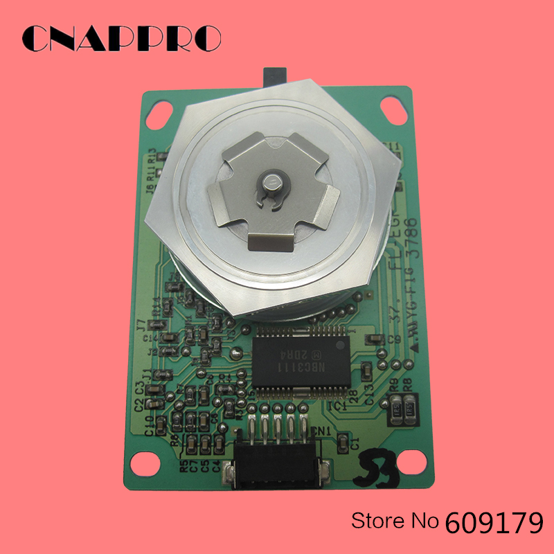 CNAPPRO 1pcs/lot AX06-0181 AX05-0141 AX060181 AX050141 For Nashuatec 2705 D2205 D2705 D422 D427 Polygon Mirror Motor genuine recycle ax06 0396 ax060396 ax06 0318 ax060318 polygon mirror motor for gestetner dsc 520 525 530 mpc 2000 2500 2800 part