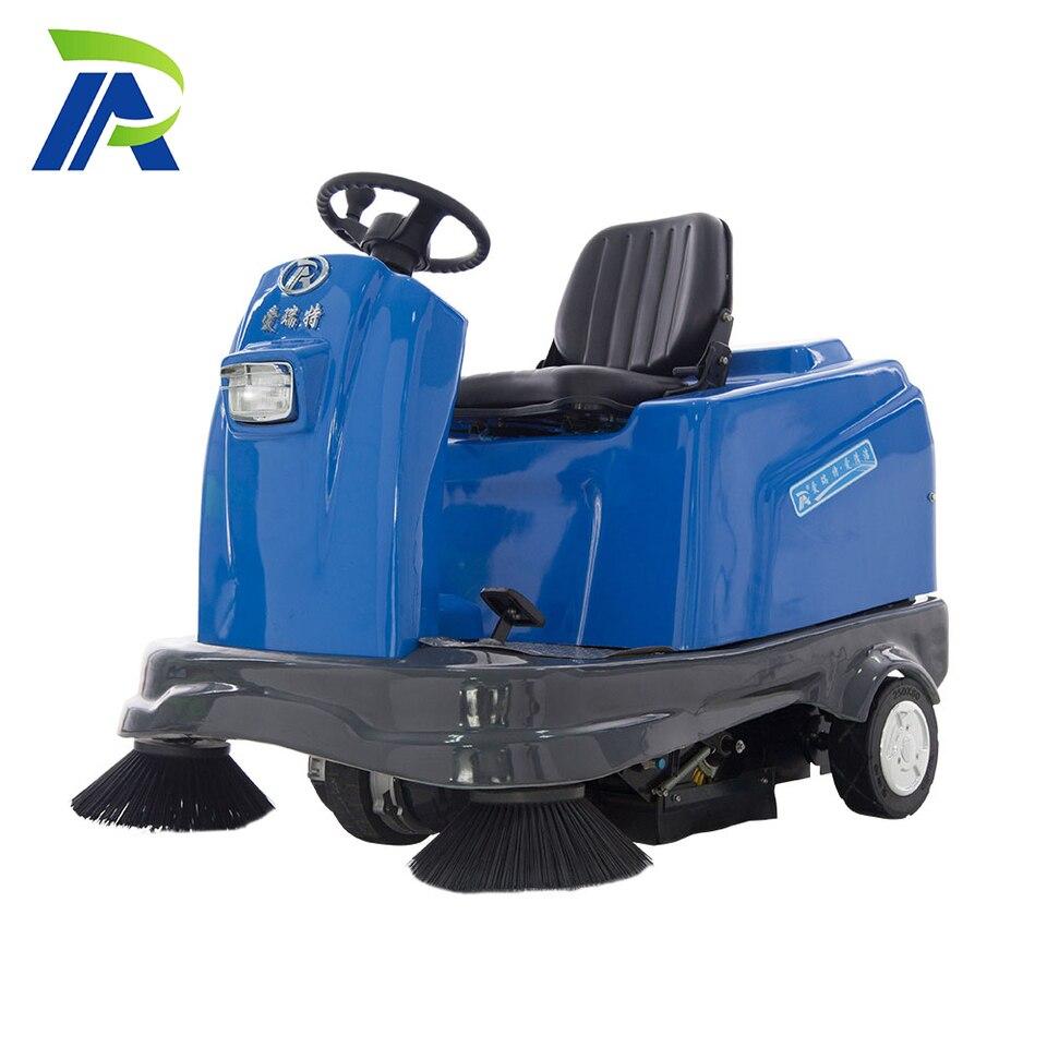 Walk Behind Push Floor Sweeper Vacuum