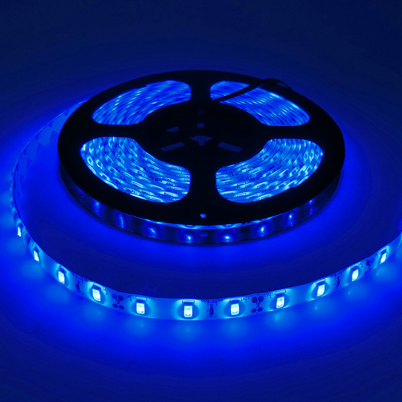 12 V Led strip SMD 5630 12V 60Leds/m Waterproof 5M LED Strip Warm White Blue Led Tape diodes IP20 IP65 Flexible 5630 LED Light