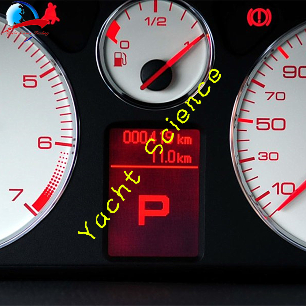 Hot Sale] Improved Instrument Cluster Replacement Car Lcd