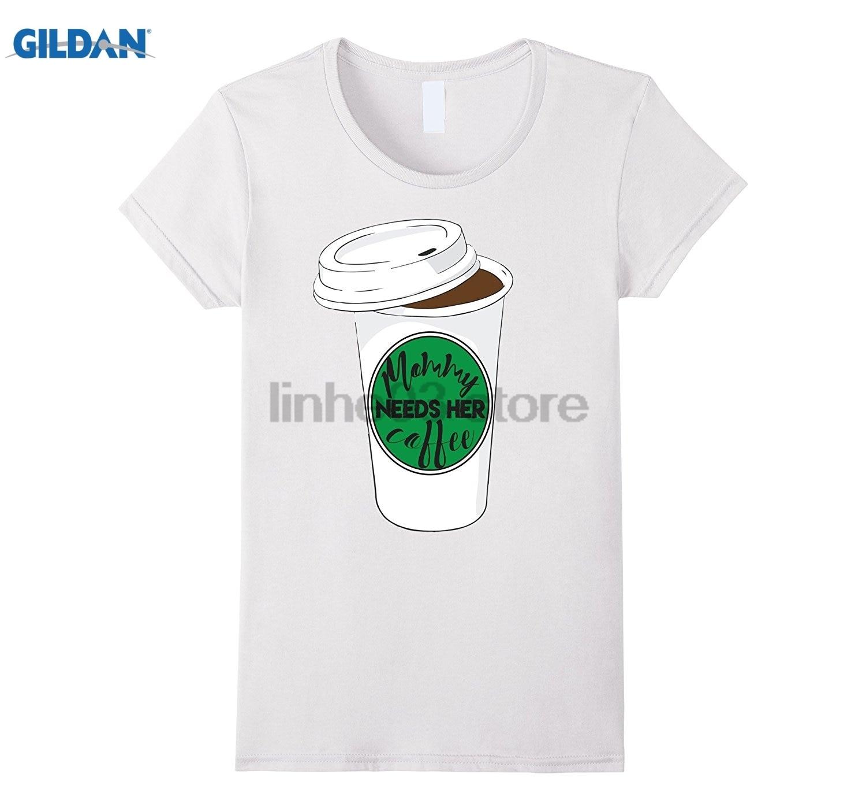 Возьмите мама нуждается в ее Кофе-Кофеин способствовали мам соединяйтесь! День матери г-жа Футболка Горячая Для женщин футболка