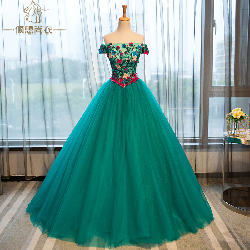100%real 18th century meadow green medieval dress princess Renaissance Gown  queen Victorian Marie  Belle Ball ball gown-in Holidays Costumes from  Novelty ... 107a0390eabf