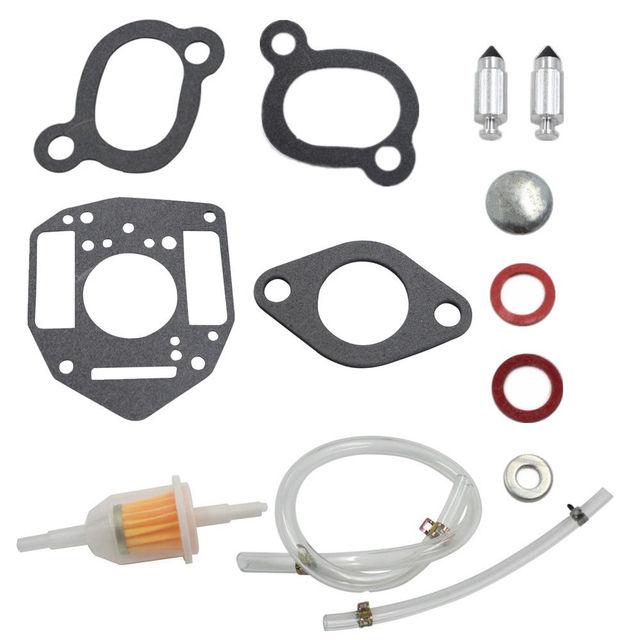 US $14 99  Carburetor Rebuild Kit Replace John Deere ONAN P216 P218 P220  Nikki Carburetor fits model Model Nikki Carbs on 2 & 3 cylinder-in  Carburetor