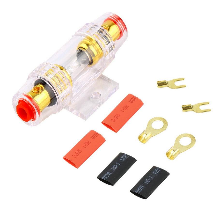 Amazing 1500W 8Ga Car Audio Subwoofer Amplifier Amp Wiring Fuse Holder Wire Wiring Digital Resources Remcakbiperorg