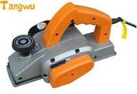 Elektrische Hobel Freies verschiffen Multi-funktionale tragbare holzbearbeitung haushalt licht high-power elektrische tool kit Elektrische Hobel