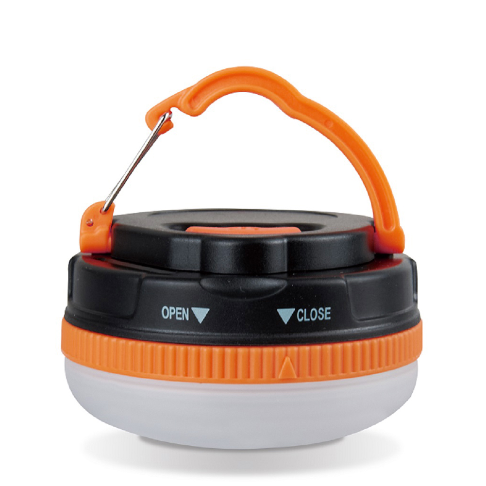 5-mode 3 LED Outdoor Camping Light Portable Magnetic Hiking Camping Tent Lamp Emergency Light Handle Lantern Lamp