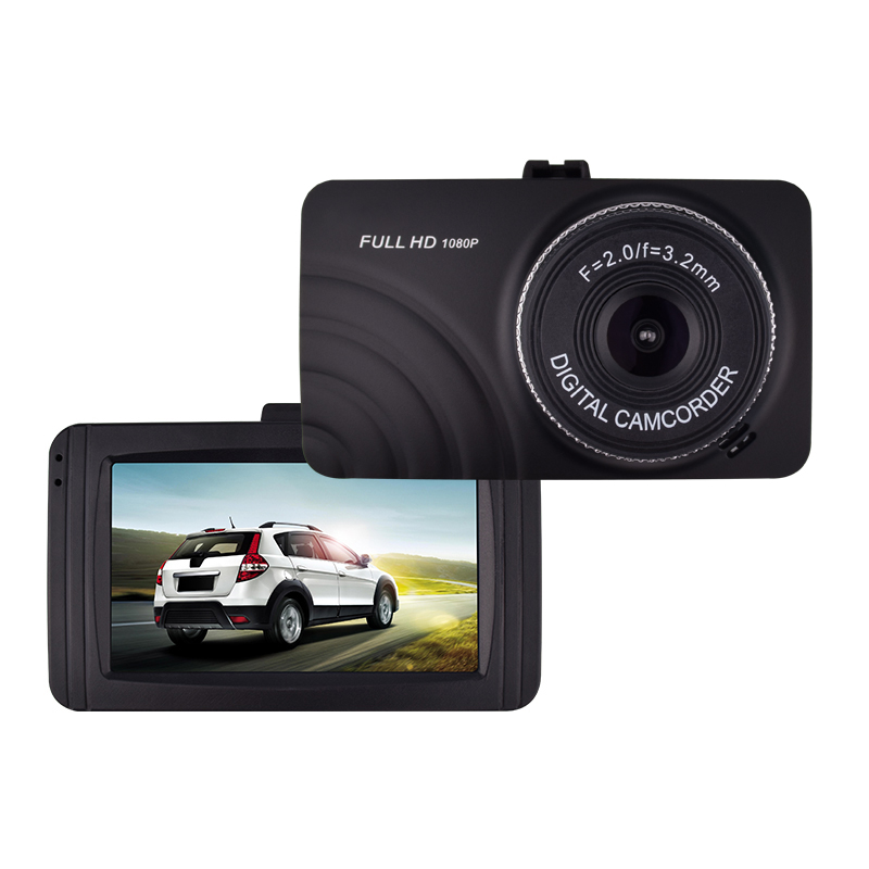 Car DVR FHD Vehicle Cam 1920*1080P 3.0Inch Novatek96623 Chipest GC1024 Sensor Videro Recorder With Parking Monitor T615 Blackbox