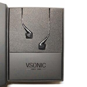 Image 5 - VSONIC GR09 2019 Dynamische Treiber HIFI In ohr Kopfhörer Professionelle Noise Isolation IEM mit MMCX Abnehmbare kabel