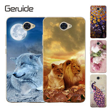 Geruide silicone case For Huawei Y7 2017 prime  soft tpu back phone cover for Y7prime Cover Coque